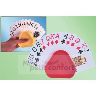 Porte carte (lot de 4 pièces)