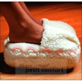 coussin masseur de pieds