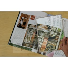 Loupe page format A4 x2
