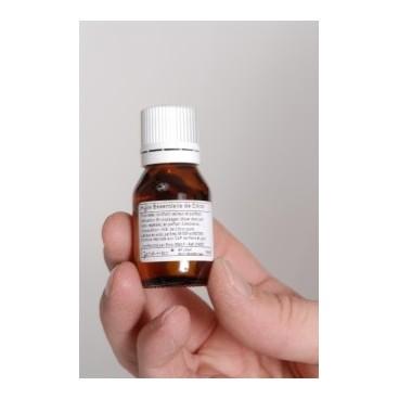 Extrait de parfum d'eucalyptus